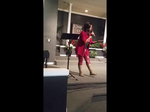"Shay Harris Singing Kehlani's ""Bright"""
