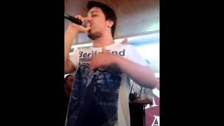 Hidra Manisa Konseri Holigan canlı performans