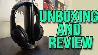 Zebronics VIVO Wireless Headphones Unboxing and Review