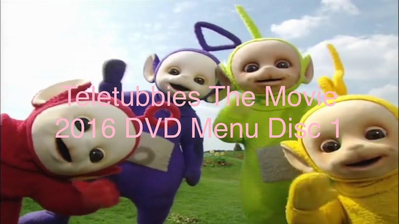Teletubbies The Movie 2016 Dvd Menu Disc 1 Doovi