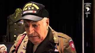 WW II Veteran Stories - Vince Speranza
