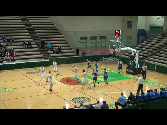Game Highlights Boys' Varsity: Granville 33 vs Maple Hill 52 (F)