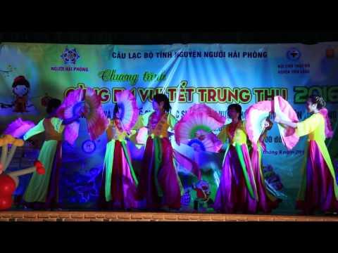Nhóm Múa Cùng Em Vui Hội Trăng Rằm