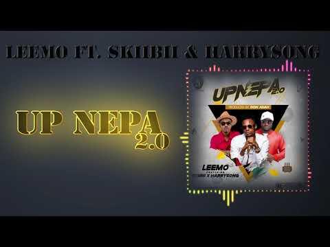 Leemo- Up Nepa 2 0 ft Skiibii & Harrysong