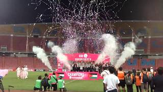 GSB bangkok cup 2018 / Effect co2 jet / Paper Jet / Confetti cannon / single short / EakEffect