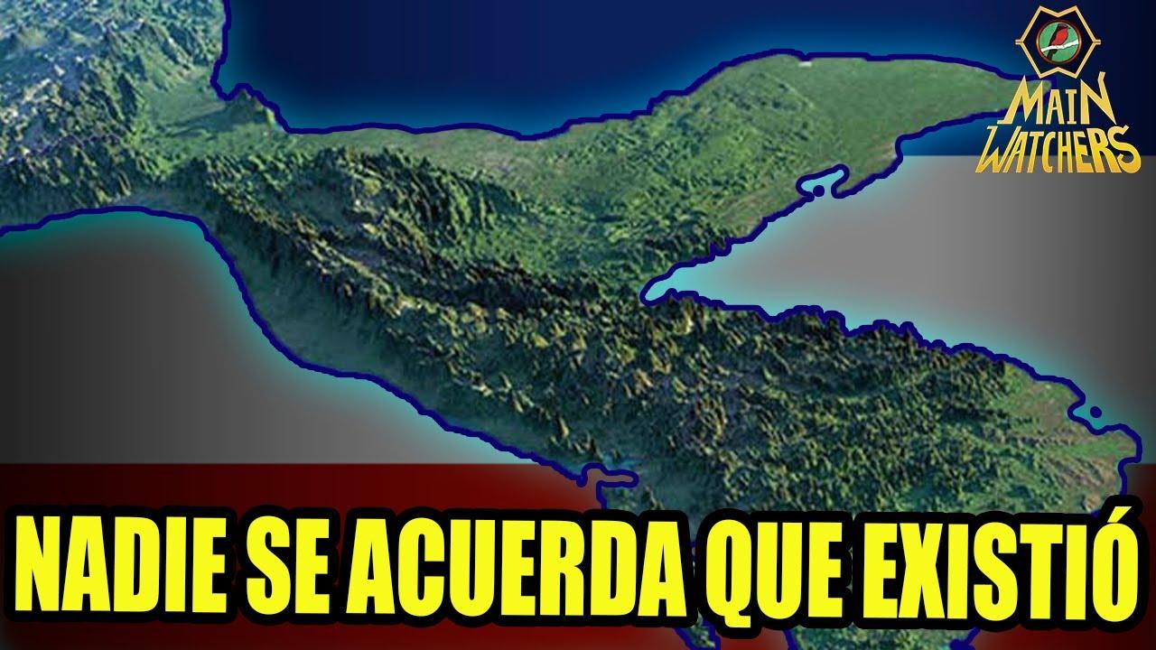 El PAÍS creado entre MÉXICO y GUATEMALA