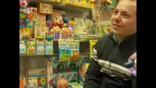 Елена Вошчинская. Интервью с владелицей магазина детских игрушек.