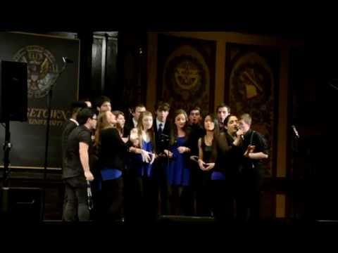 The Georgetown Phantoms - Summertime by George Gershwin (A Cappella)