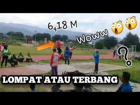 BANGGAI KEPULAUAN JUARA LOMPAT JAUH, O2SN SMA Tingkat Provinsi Sulawesi Tengah