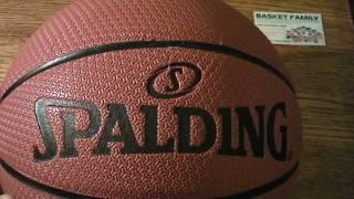 Баскетбольный мяч SPALDING DX 6000 indoor outdoorмагазин Basket Family
