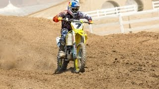 Although James Stewart isn't racing Southwick this weekend, he was ...