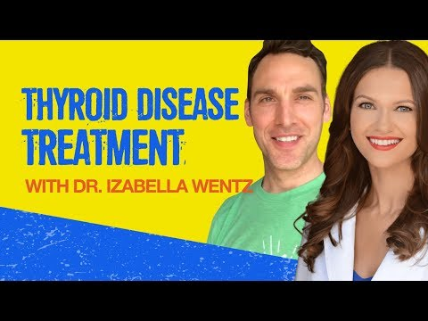 Healing the Root Causes of Thyroid Disease - Dr. Izabella We
