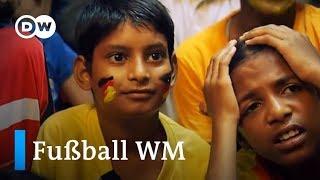 Die Welt schaut Fußball: Spezial zum WM Finale | DW Deutsch