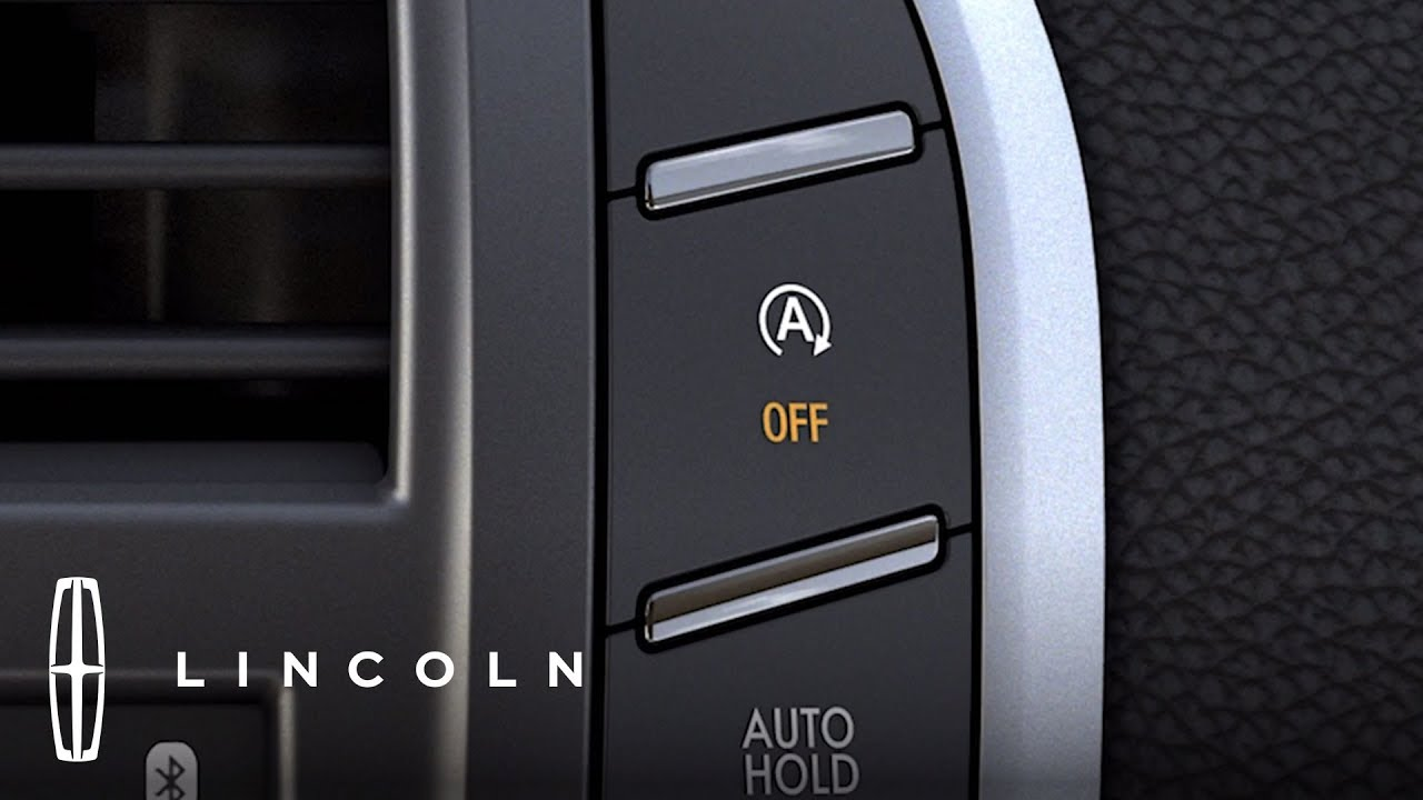 understanding auto start stop technology how to lincoln [ 1280 x 720 Pixel ]