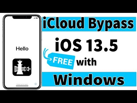 [WINDOWS] 👉Free All IPhone ICloud Bypass 😱iOS 13.5 Full Fixed Life Time 100%