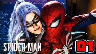Spider-Man 2018 - PREMIERA NOWEGO DLC! - The Heist PL #01