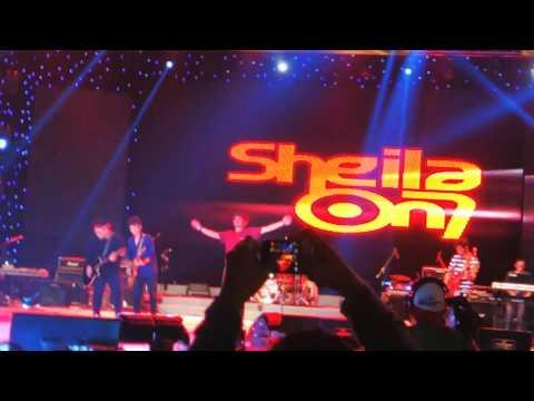 Sheila on 7 - kita / Jagostu - radio at PRJ 2017