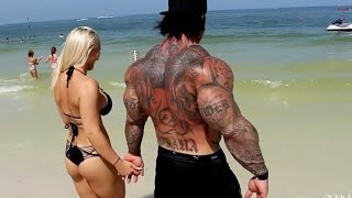 RICH PIANA GETTING MARRIED AT THE 2015 OLYMPIA thumbnail