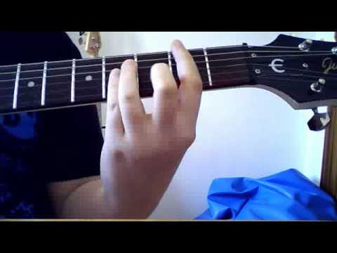 Avril Lavigne My Happy Ending Guitar Cover Wchords Youtube