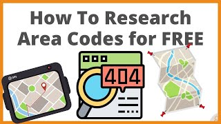 How to Research Area Codes for Free