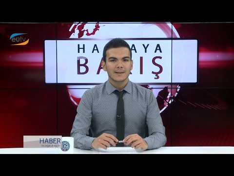 Haftaya Bakış Programı 7. Bölüm (Ege Üniversitesi TV) 2018