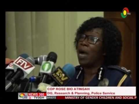 Ghana Police denies claims that it does not do background search  in recruitment - 20/8/2016