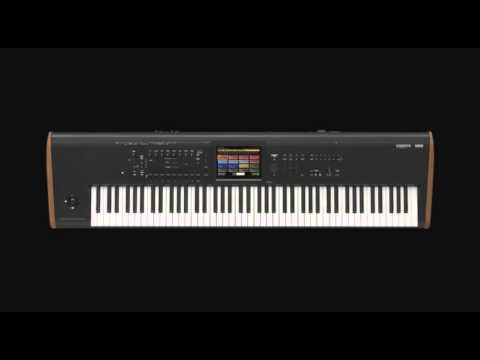 Walk Like An Egyptian - The Bangles (Korg Kronos)