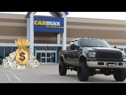 WHAT WILL CARMAX PAY FOR A 6.0 POWERSTROKE?!