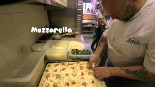 Inside Rome's Pizzarium