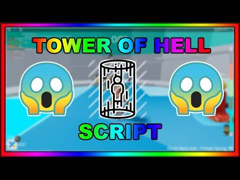 Tower Of Hell Win Script! [Infinite Skill Points] *OP*