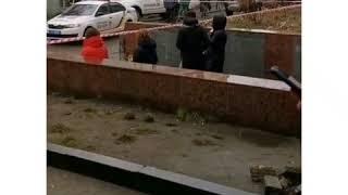 """Замінування суду. Відео зі спільноти """"Rivne_1283""""."""