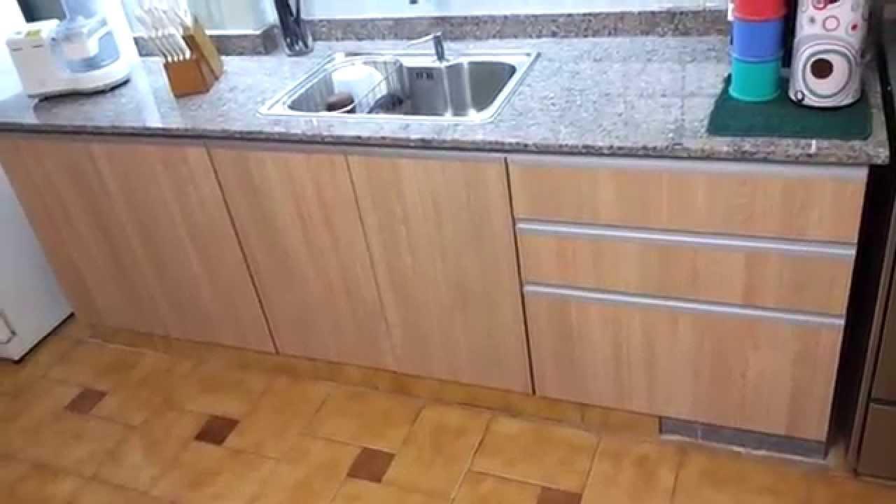 MUEBLE DE COCINA ROBLE NATURAL FABRICA EN VILLA DEVOTO CAPITAL ...