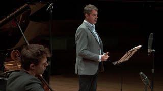 Jules Massenet : Elégie, mélodie op.10 n°5 (Jaroussky / La Marca / Ducros)