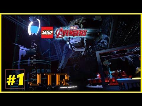 A Fricking High Jump (LEGO Marvel's Avengers - Episode 1)