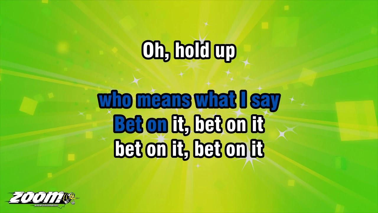Bet on it karaoke filmportal eicke betting as a business