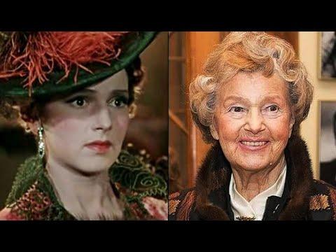 Как сейчас живет 95-летняя Юлия Борисова?