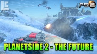 Planetside 2 Review - Game Of The Year! (Planetside 2 Gameplay/Commentary)
