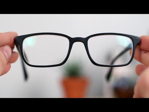Warby Parker Wilkie Black Matte Eclipse