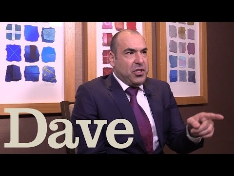 Suits  Rick Hoffman Impresses With His Legal Knowledge  Dave
