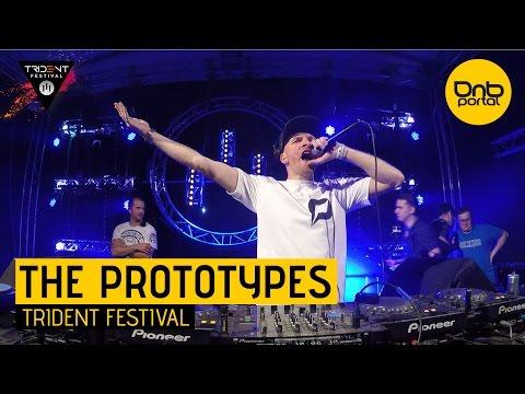 The Prototypes - Trident Festival 2016 [DnBPortal.com]