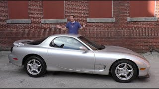 Download Here's Why the 1990s Mazda RX-7 Is Getting Really Expensive Mp3 and Videos