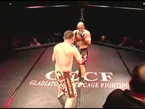 Dave Morris Title Fight