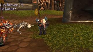 World of Warcraft - BFA, Leveando al alter