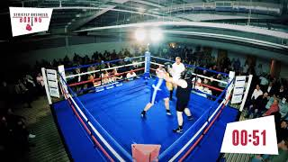 Strictly Business Boxing XIV | Liam Mctiernan V Rich Begley