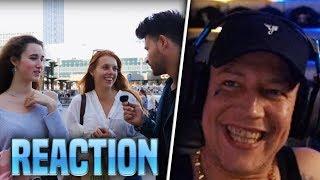 MontanaBlack reagiert auf Live Reaktionen auf sein Parfüm! 😂