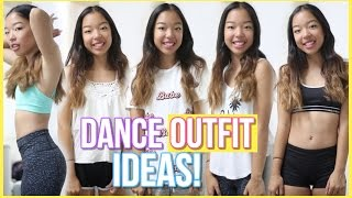 Dance Outfit Ideas! // What to Wear to Dance!
