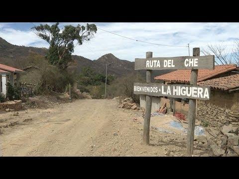 A Revolutionary Remembered Along Bolivia's Che Guevara Trail