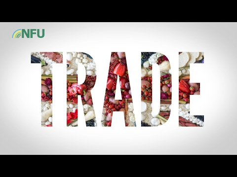 NFU Conference 2017: Trade