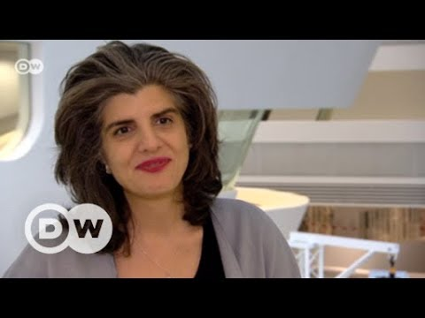 Shermin Voshmgir - the blockchain queen | DW English