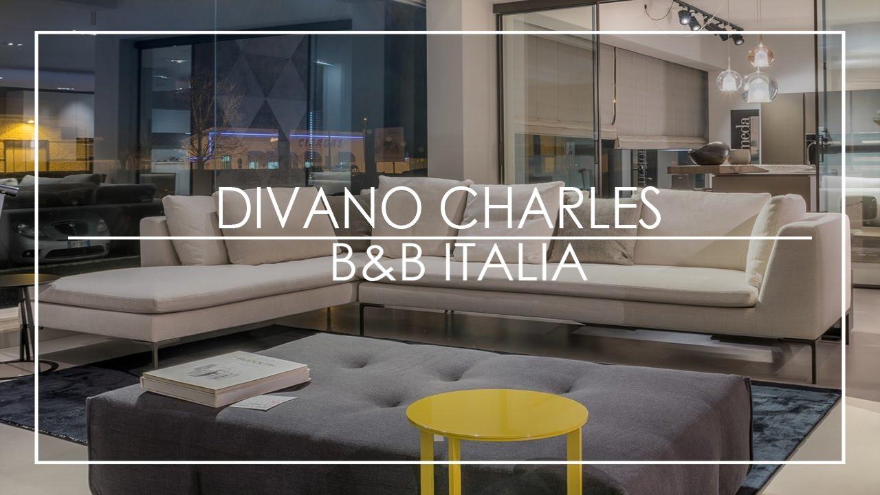 Mondini presenta: Divano Charles - B&B Italia - YouTube